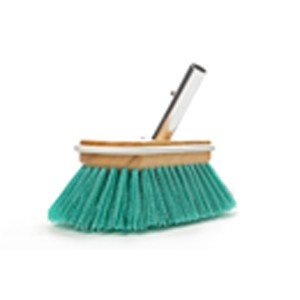 Cepillo de limpieza pelo extra duro para embarcaciones