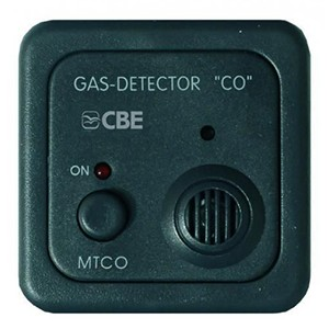 Detector de Monoxido de carbono a bordo