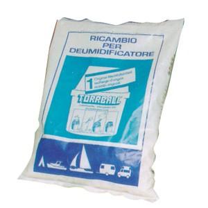 Repuesto Sales en 500 gramos para Deshumidificador químico de sales