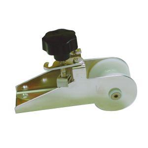 Puntera De Proa Inox 200 X 57 mm Con Trinco